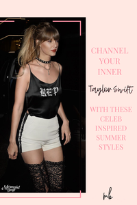 Channel Your Inner Taylor Swift With These Celeb Inspired Summer Styles