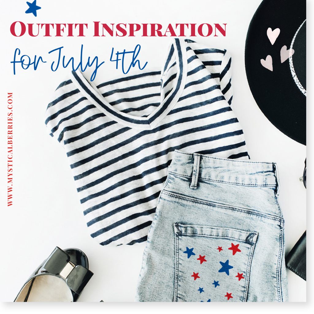 4th Of July Holiday Outfit Ideas