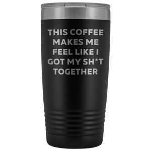 Get My Sh*t Together Tumbler - Mystical Berries