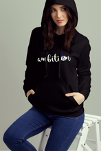 Load image into Gallery viewer, Ambition Fitness Hooded Sweatshirt - Mystical Berries