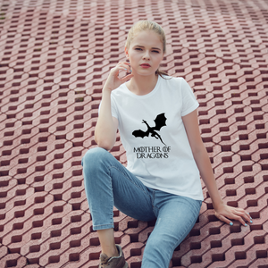 Mother of Dragons T-Shirt - Mystical Berries