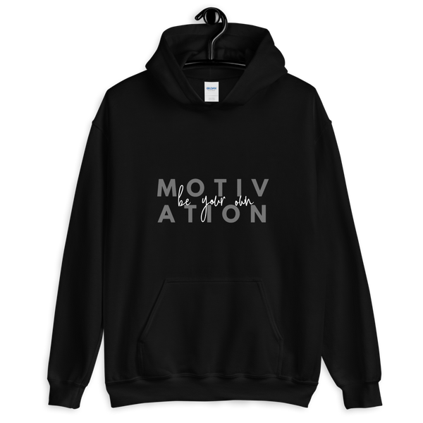 Be Your Own Motivation Hoodie - Mystical Berries