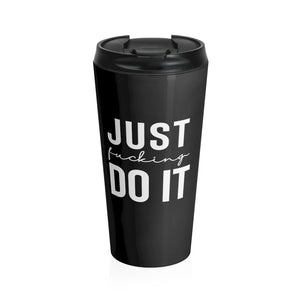 Just Ducking Do It Travel Mug - Mystical Berries
