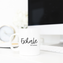 Load image into Gallery viewer, Inhale Exhale Coffee Mug - Mystical Berries