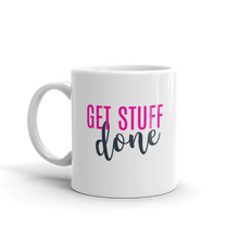 Load image into Gallery viewer, Get Stuff Done Coffee Mug - Mystical Berries