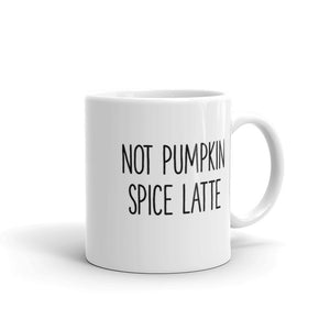 Not Pumpkin Spice Coffee Mug - Mystical Berries