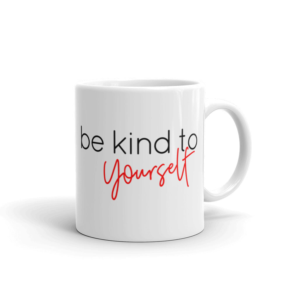 Kindness Coffee Mug - Mystical Berries