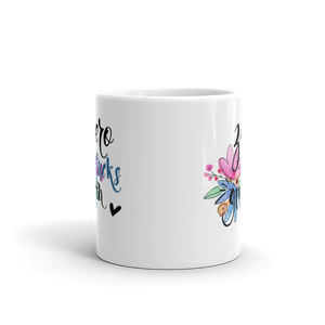Zero Fucks Given Coffee Mug - Mystical Berries