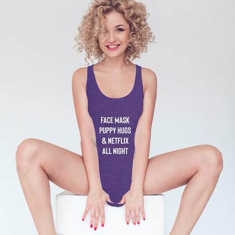 Self-Love Racerback Tanktop - Mystical Berries