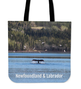 Whale Tail Tote Bag - PP.11940865