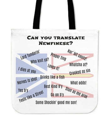 Newfinese tote bag - PP.11942065