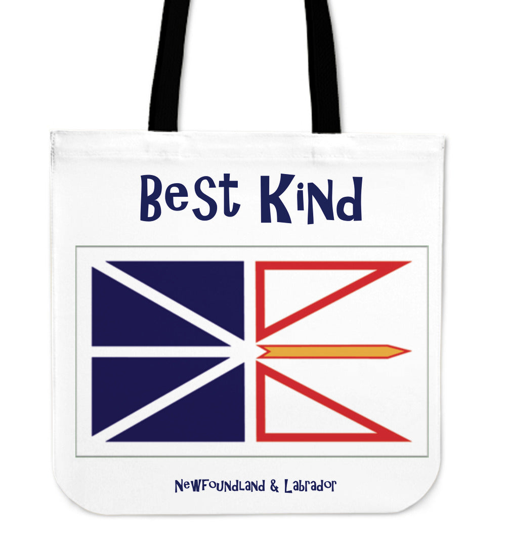 Best Kind Newfoundland Tote Bag - PP.11940597