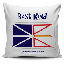 Load image into Gallery viewer, Best Kind Newfoundland Pillow Cover - PP.11567502