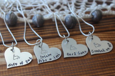 Newfoundland Personality Necklaces
