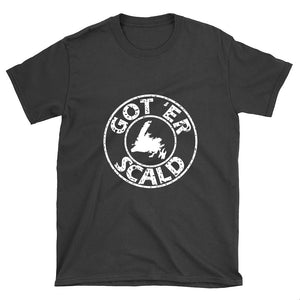 Got 'Er Scald Newfoundland T-shirt