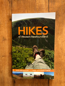 Newfoundland and Labrador HIKE Book