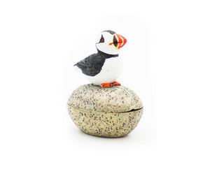 Puffin trinket Box