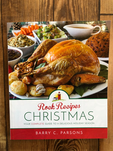 Rock Recipes Newfoundland Christmas Cookbook