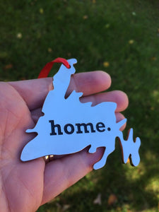 Newfoundland HOME Christmas Ornament