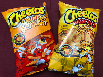 Cheetos Crunchy Bag 90g