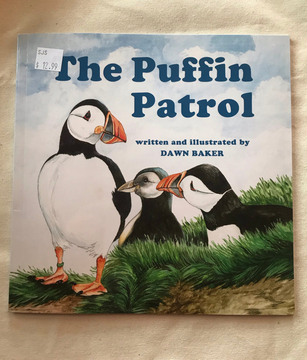 The Puffin Patrol Children's Book