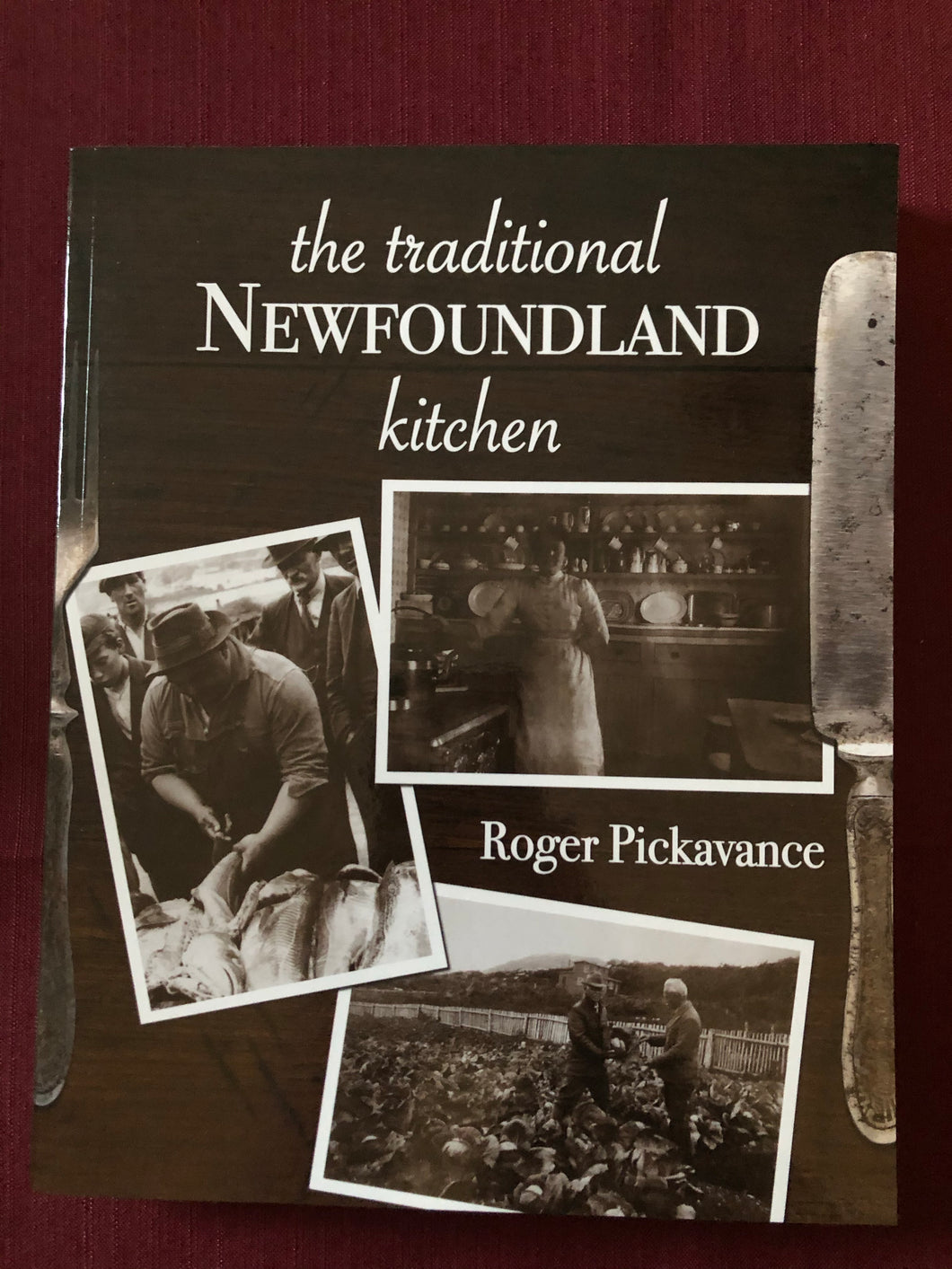 A Traditional Newfoundland Cookbook