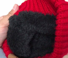 Load image into Gallery viewer, ADULT Froze Da Det Newfoundland beanie wool hat