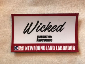 Newfoundland Magnets - 16 Styles