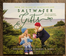 Load image into Gallery viewer, Saltwater Gifts Book - Over 25 fashion & home styles to knit