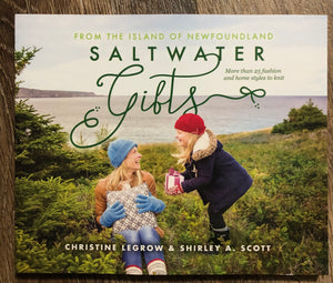 Saltwater Gifts Book - Over 25 fashion & home styles to knit