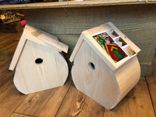 Load image into Gallery viewer, Funky Birdhouse DIY Kit