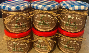 On the Rock Jalapeño Jelly 200g