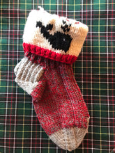 Load image into Gallery viewer, Whale Knitted Ladies Slipper Socks