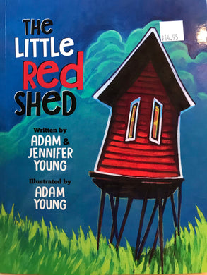 The Little Red Shed Children's Book