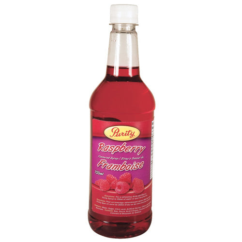 Purity Raspberry Syrup 750ml