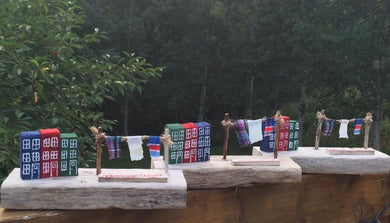 Driftwood Clothesline