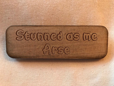 Laser Engraved Newfoundland Sayings Magnets - 7 Styles