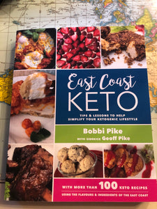 East Coast Keto Cookbook