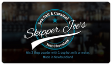 Load image into Gallery viewer, Skipper Joe's Sea Salt & Caramel Hot Chocolate