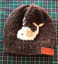 Load image into Gallery viewer, Ladies Whale Knitted Wool Hat - 5 colors