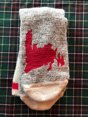 Newfoundland Work Socks