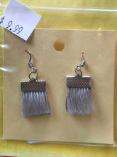 Load image into Gallery viewer, Seal Skin Earrings Earrings - 3 styles