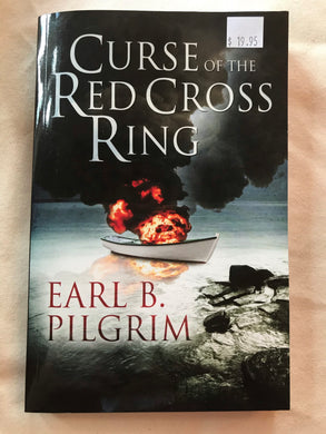 Curse of the Red Cross Ring Book