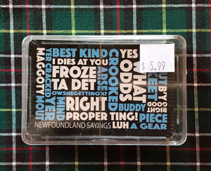 Newfoundland Playing Cards
