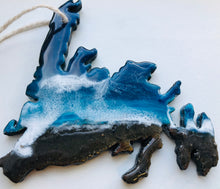 Load image into Gallery viewer, Newfoundland Resin Ornament