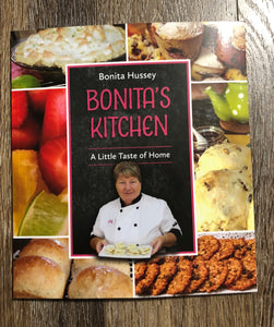 Bonita's Kitchen Cookbook