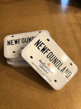 Load image into Gallery viewer, Newfoundland & Labrador License Plate Mints