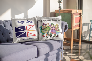 Best Kind Newfoundland Pillow Cover - PP.11567502