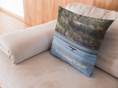 Whale Tail Newfoundland Pillow Cover - PP.11941923