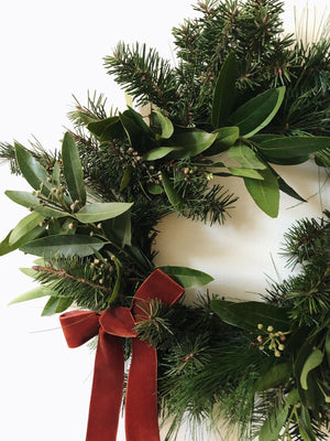 Wreath Workshop December 11th